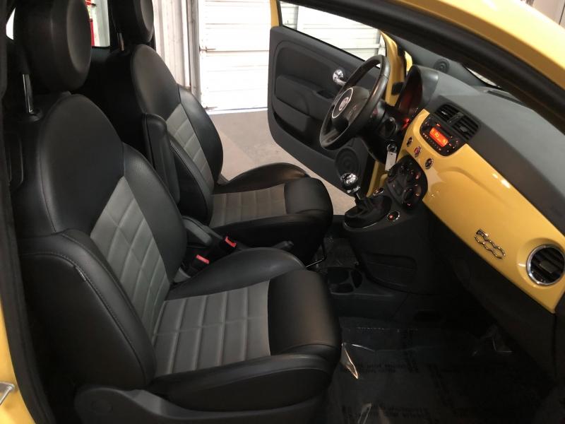 Fiat 500 2013 price $6,490
