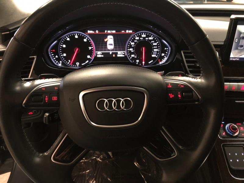 Audi A8 L 2015 price $27,990