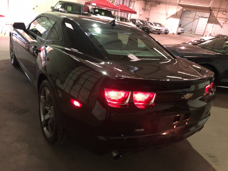 Chevrolet Camaro 2012 price $11,990
