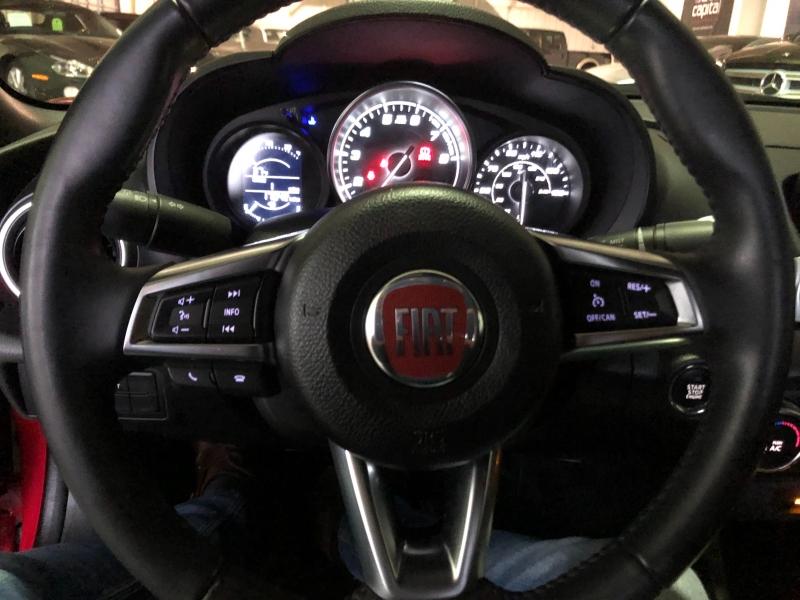 Fiat 124 Spider 2017 price $17,990
