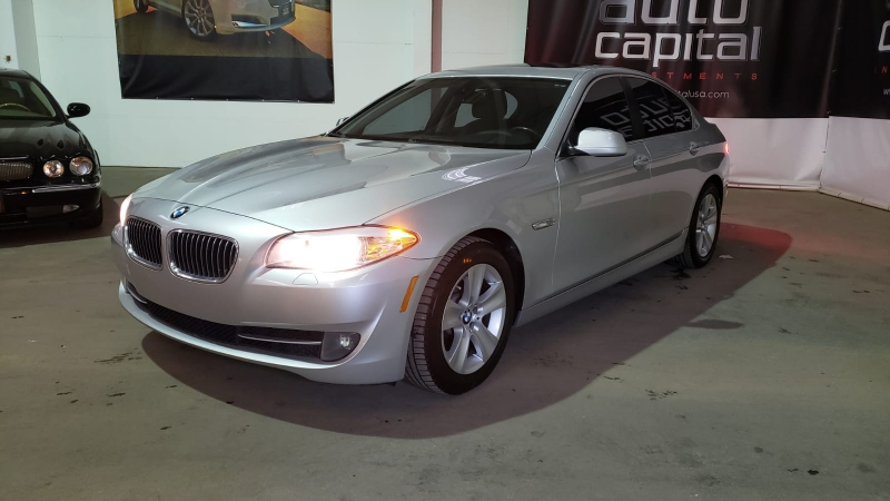 BMW 5-Series 2011 price $11,490