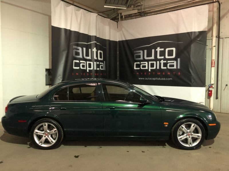 Jaguar S-TYPE 2005 price $7,990