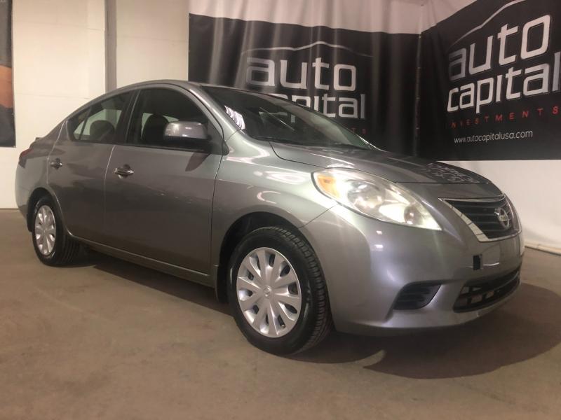Nissan Versa 2013 price $5,990