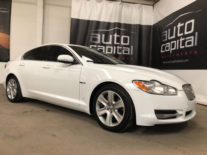 Jaguar XF 2011 price $13,290