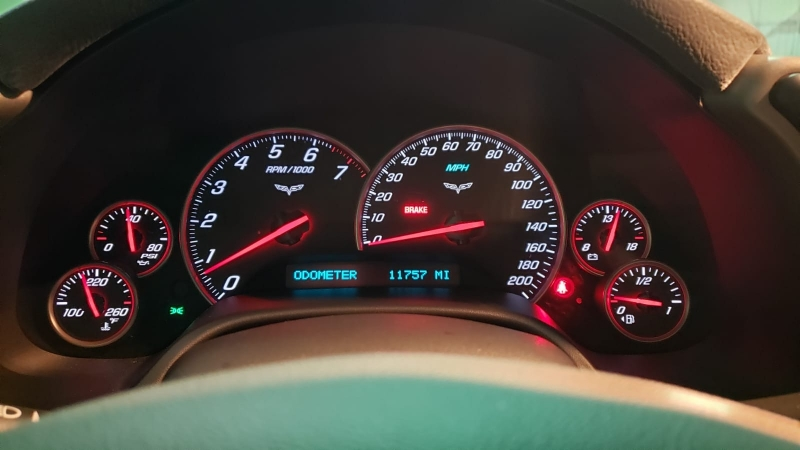 Chevrolet Corvette 2007 price $24,990