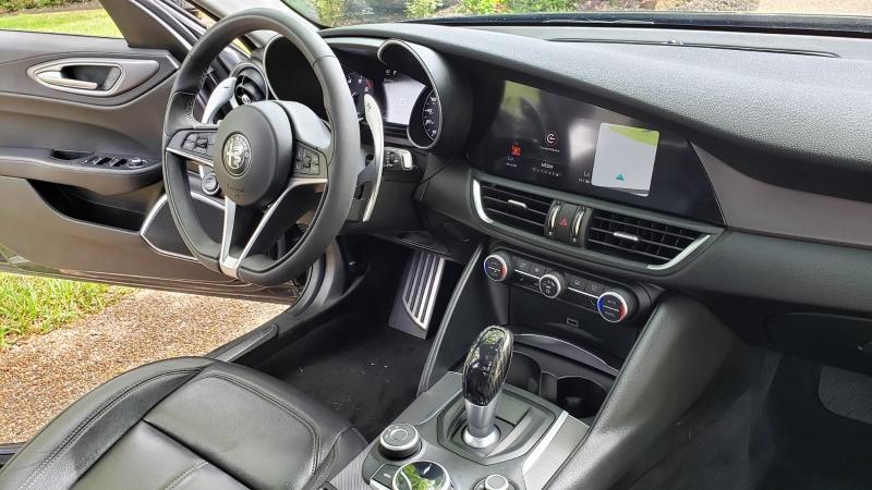 Alfa Romeo Giulia 2017 price $19,190
