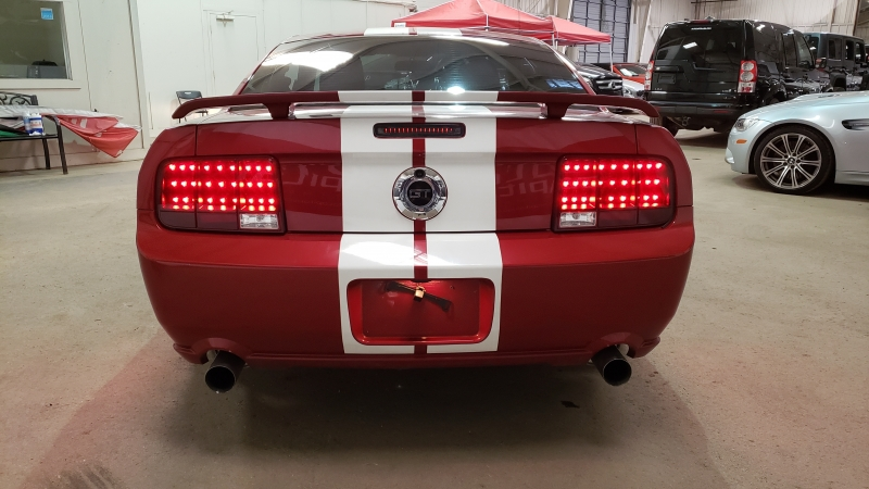 Ford Mustang 2008 price $13,990