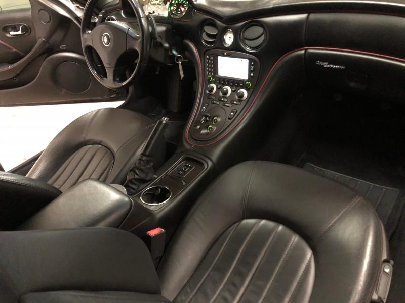 Maserati Coupe 2004 price $19,990