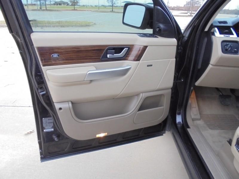Land Rover Range Rover Sport 2009 price $14,990