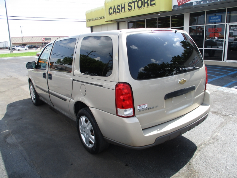 Chevrolet Uplander 2008 price Call for Price