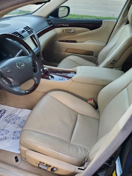 Lexus LS 460 2009 price Call for Price