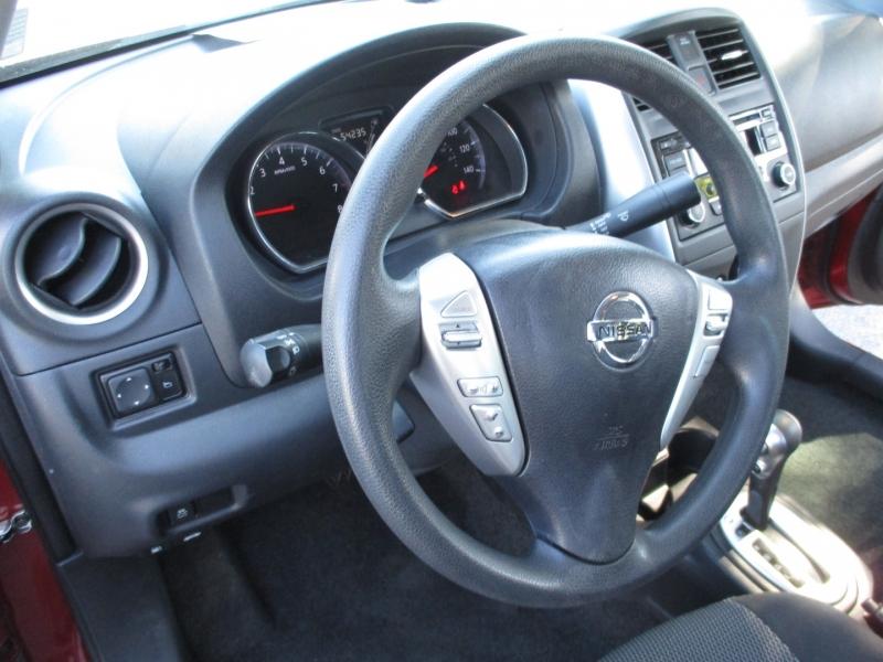 Nissan Versa Sedan 2017 price Call for Price