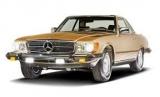 Mercedes-Benz 380 Series 1981