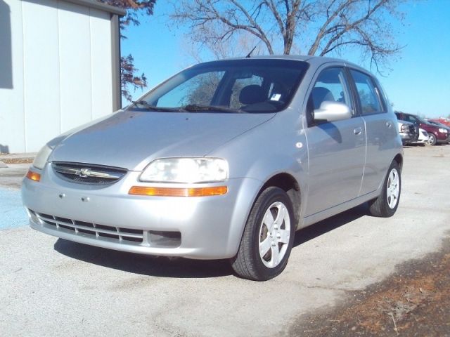 2008 Chevrolet Aveo 5dr Hb Svm Inventory Certified Auto Direct