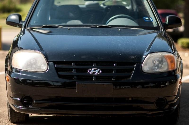 Hyundai Accent 3dr HB Cpe GT Manual 2005