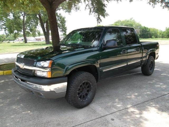 2005 Chevrolet Silverado 1500 Crew Cab 4wd Z71 Dallas Auto Group