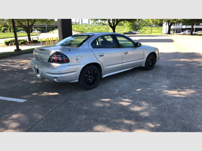 Pontiac Grand Am 2004 price $2,750