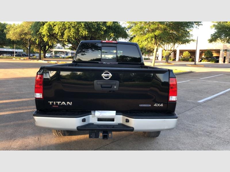 Nissan Titan 2015 price $12,999