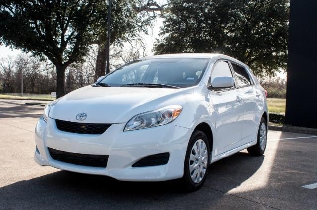 2011 Toyota Matrix 5dr Wgn Auto Fwd Natl Dallas Auto Group Inc