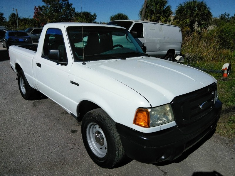 Ford Ranger 2004 price $3,500