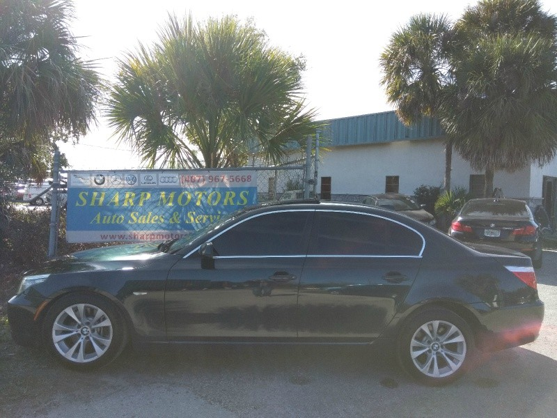 BMW 5-Series 2009 price $5,950