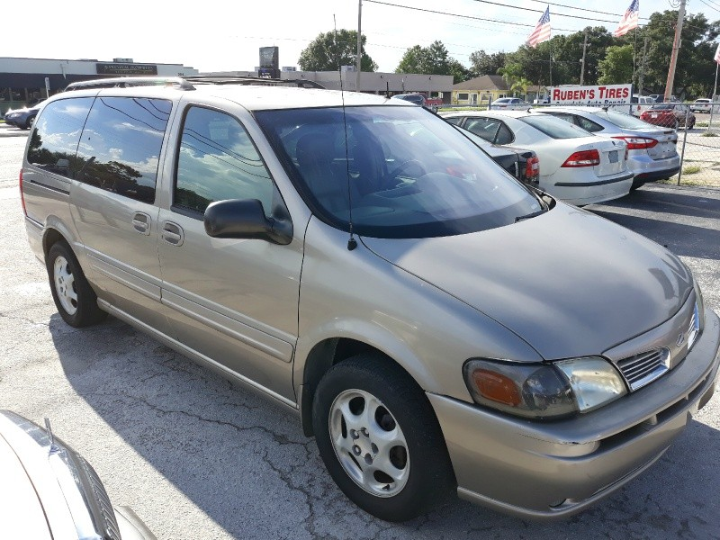 Oldsmobile Silhouette 2002 price $2,950