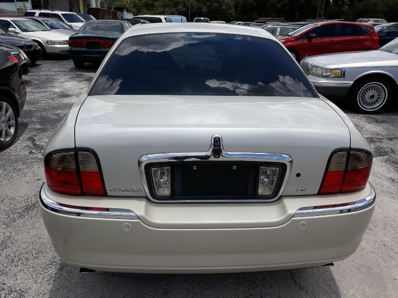 Lincoln LS 2004 price $4,950