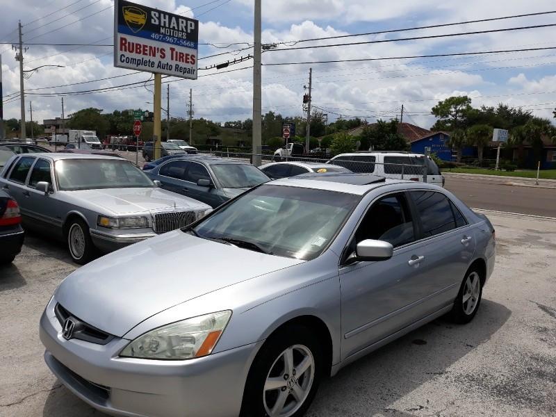 Honda Accord Sdn 2005 price $4,750