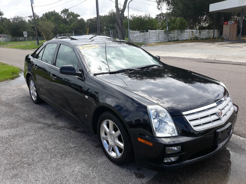 Cadillac STS 2006 price $4,950