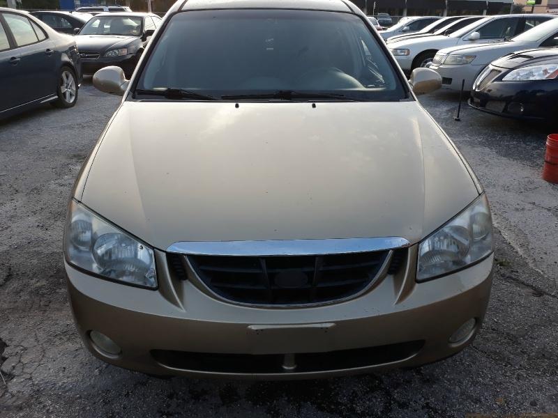 Kia Spectra 2005 price $2,950