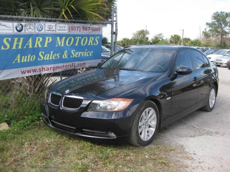 BMW 3 Series 2006 price $6,999