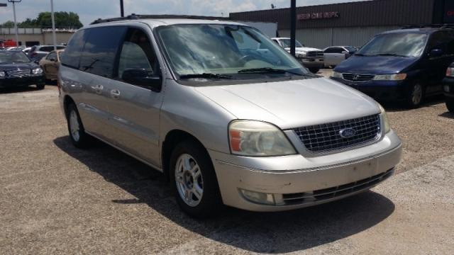2005 Ford Freestar Wagon