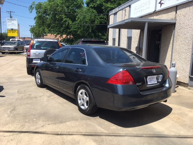 Honda Accord Sdn 2007 price $6,577
