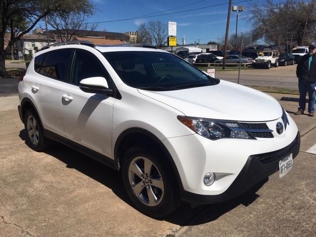 Toyota RAV4 2015 price $16,977