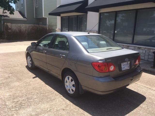 Toyota Corolla 2003 price $3,997