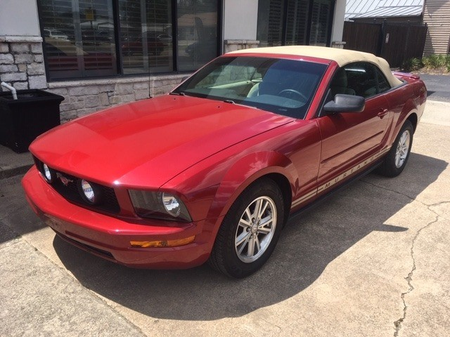 Ford Mustang 2008 price $6,497