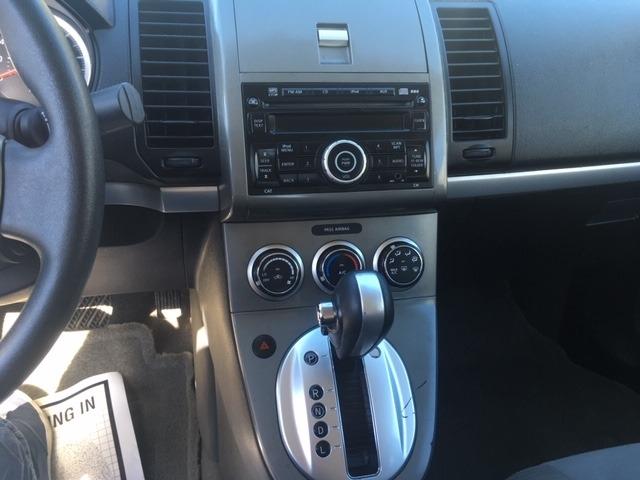 Nissan Sentra 2012 price $4,979