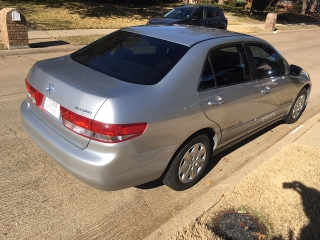 Honda Accord Sdn 2003 price $4,446