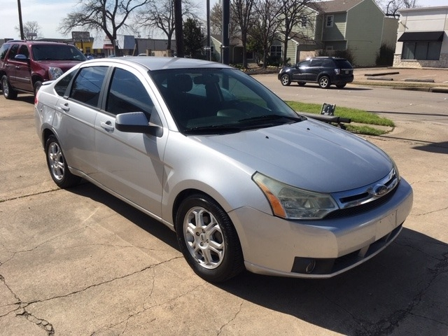 Ford Focus 2009 price $3,486