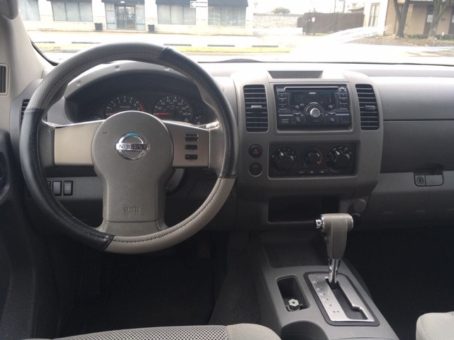 Nissan Frontier 2008 price $7,786
