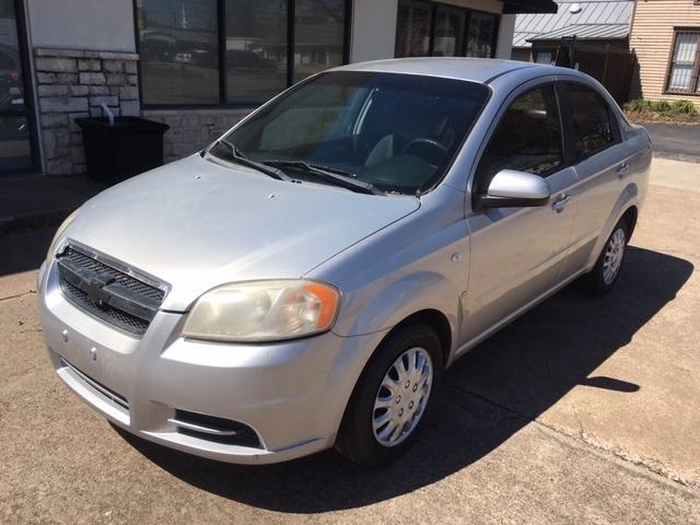 Chevrolet Aveo 2008 price $2,786