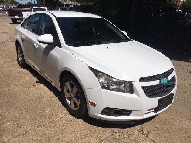 Chevrolet Cruze 2012 price $5,986
