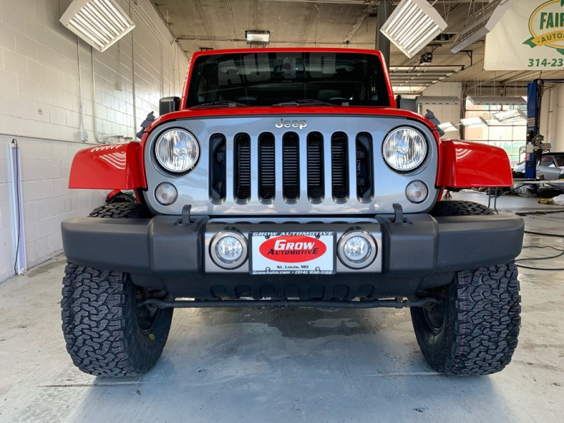 JEEP WRANGLER UNLIMI 2014 price $24,756