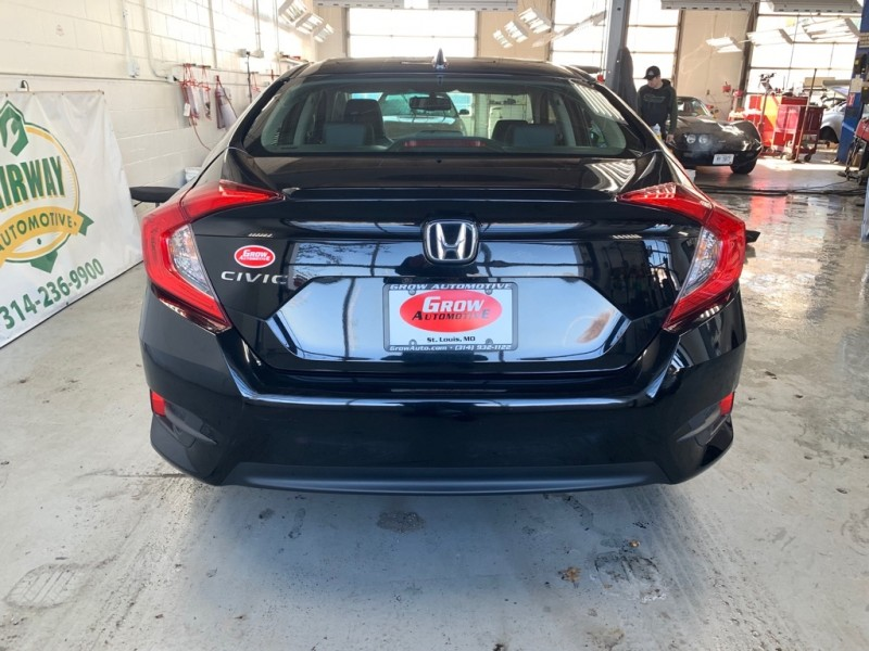 HONDA CIVIC 2017 price $16,399
