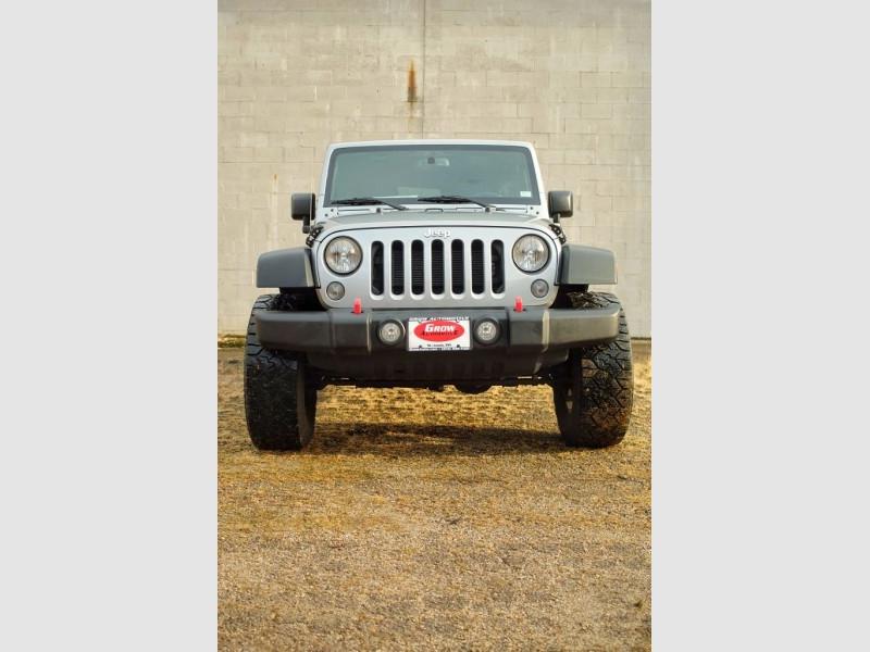 JEEP WRANGLER UNLIMI 2015 price $26,855