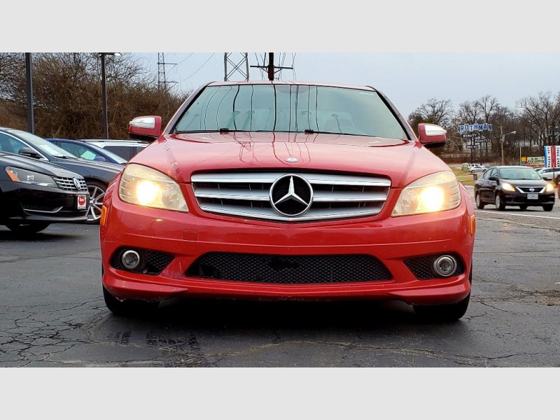 MERCEDES-BENZ C-CLASS 2008 price $3,600
