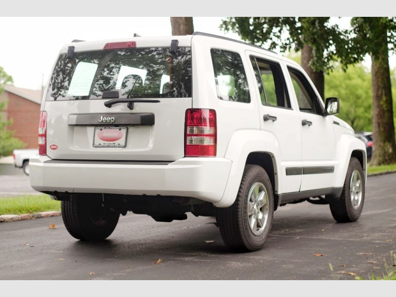 JEEP LIBERTY 2012 price $8,377