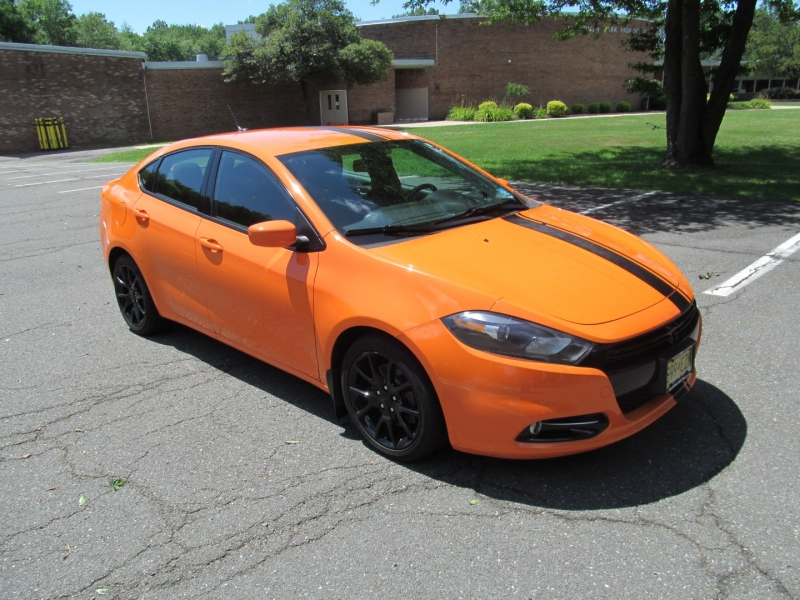Dodge Dart 2013 price $10,195