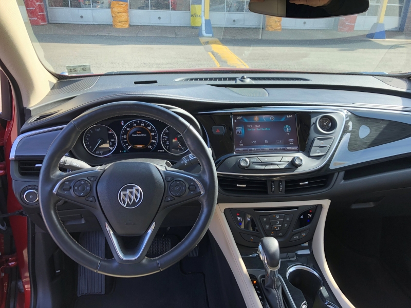 Buick Envision 2016 price $23,995