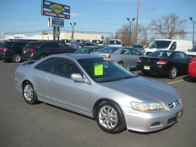 2001 honda accord v6 coupe top speed